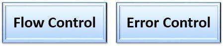 Flow-Control-and-Error-Control