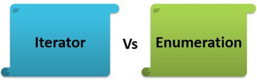 Iterator vs Enumeration