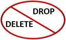 delete-vs-drop