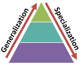 Difference Between Generalization and Specialization in DBMS