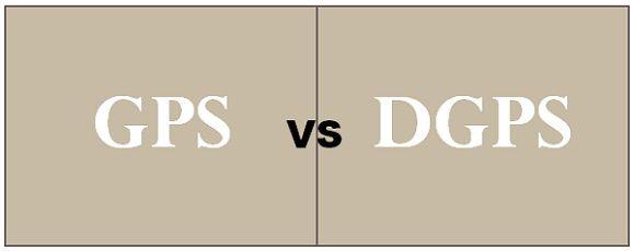 GPS vs DGPS