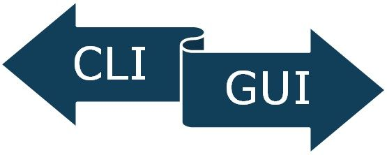 Difference Between CLI and GUI (with Comparison Chart) - Tech