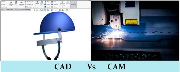 CAD vs CAM