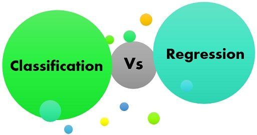 Classification vs Regression