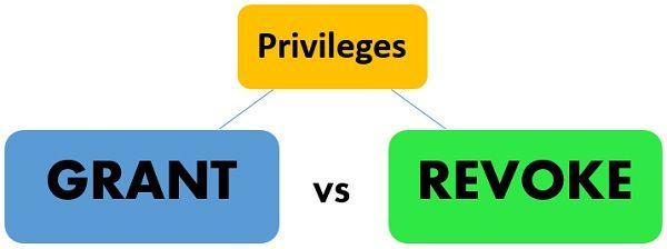 Grant vs Revoke