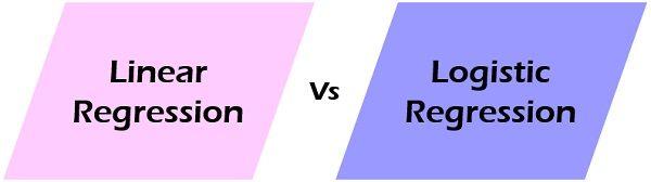 Linear regression vs logistic regression