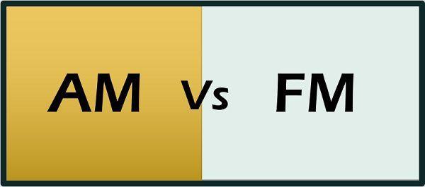 AM vs FM