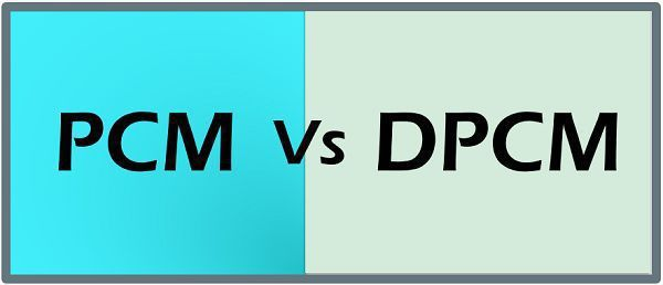 PCM vs DPCM