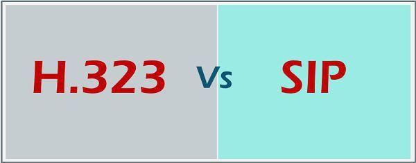 H323 vs SIP