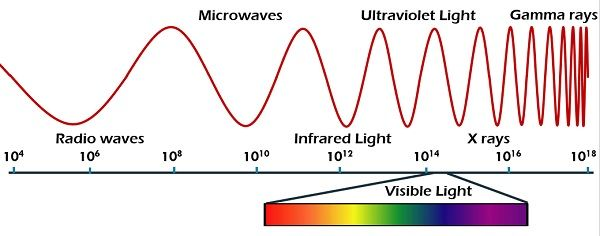 radio wave vs microwave