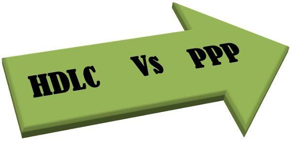HDLC vs PPP
