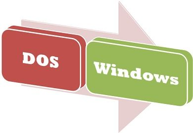 DOS vs Windows
