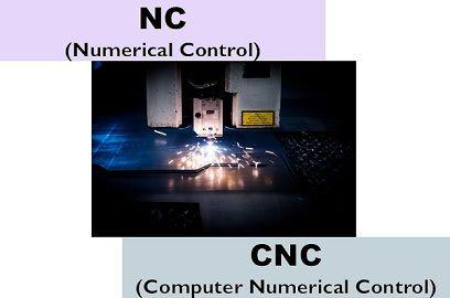 NC vs CNC